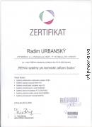 Certifikát - Rehau
